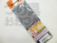 ナカジマ キララシート -  #ガンメタ 6.5×45cm