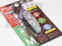 ルミカ ぎょぎょライト LED - マルチカラー  M