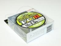 サンライン スモールゲームFC II - 120m単品 透明 2.5lbs #0.6号 dia0.128mm