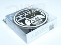 サンライン エステル -  黒ハリス #ブラック 7号 60m