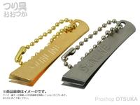 サンライン ラインカットちゃん - SAP-1022 #ゴールド ステンレス合金鋼