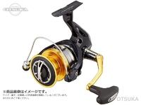 シマノ ナスキー C5000XG  自重300g キ゛ア比6.2 ライン5号-150m
