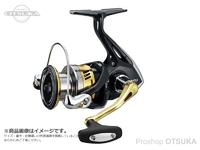 シマノ 17 サハラ - 3000 ライン 3号-150m  ギアー比5.0:1 自重250g