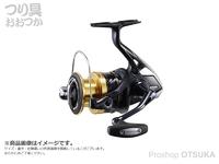 シマノ スフェロスSW - 4000HG  ギア 5.8:1 自重 280g PE 2号 240m