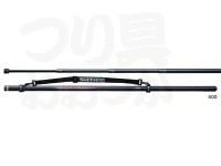 シマノ アドバンス イソ玉網 - 500  全長5.0m自重375g玉網45cm付