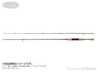 シマノ 21 カーディフ AX - S62SUL - 6.2ft ルアー:0.5-4.5g ライン:1.5-4lb