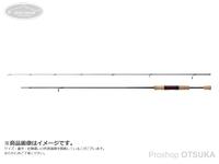 シマノ 21 カーディフ AX - S66SUL - 6.6ft ルアー:0.5-4.5g ライン:1.5-4lb