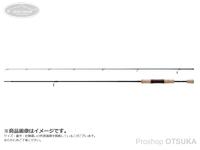 シマノ 21 カーディフ AX - S66UL - 6.6ft ルアー:0.7-6g ライン:1.5-6lb