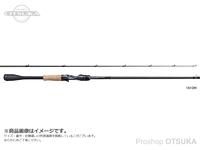 シマノ 21ポイズングロリアス - 161L-BFS ライン:6-12lb ルアー:3.5-10g 全長:1.85m 自重:82g