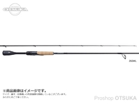 シマノ 21ポイズングロリアス - 266L ライン:3-6lb ルアー:3-10g 全長:1.98m 自重:80g