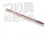 シマノ 朱紋峰 本式 - 13尺 - 全長3.9mX自重85X継数4