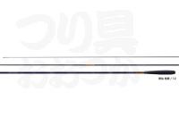 シマノ 景仙桔梗 - 12尺 #紫 総塗り 全長3.6mX自重73gX継数4本