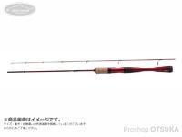 シマノ 19ワールドシャウラ テクニカルエディション - S62XUL-2 - 6.2ft ルアー0.4-3.5g ナイロン1-3lb