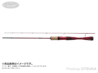 シマノ 19ワールドシャウラ テクニカルエディション - S62L-2/MD - 6.2ft 1.5-10g ナイロン2-7lb