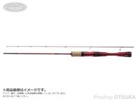 シマノ 19ワールドシャウラ テクニカルエディション - S66UL-2/F - 6.6ft 0.7-8g ナイロン1.5-6lb