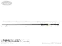 シマノ トラウトライズ - S60SUL  1.98m 自重79gルアー0.6-6gライン1.5-4lb
