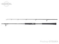シマノ ゲームタイプJ - S64-2 自重 155g 1.93m ジグMAX160g PEMAX2.5号