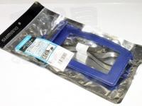 シマノ レインストーム スマートフォンポーチ - PC-071N #ディープブルー S