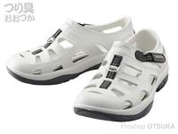 シマノ イヴェアー マリンフィッシングシューズ - FS-091I # ホワイト US11 29cm