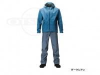 シマノ XEFO・ゴアテックスベーシックスーツ - RA-217P #ダークシアン サイズ L