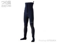シマノ フィットウェーダー - FW-034U #ブラック LLB(LL)サイズ