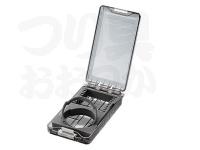 シマノ 鮎仕掛け巻モバイルケース - CS-342P #クリアグレー 140×73×28mm
