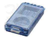 シマノ 鮎仕掛け巻モバイルケース - CS-342P #クリアブルー 140×73×28mm