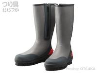 シマノ カットラバーピンフェルトブーツ - FB-031U #レッド サイズ LL(26.5-27.0cm)