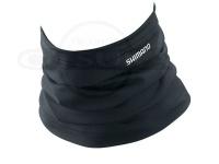 シマノ サンプロテクションネッククール - AC-064Q #ブラック フリー