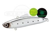 シマノ エクスセンス - サルベージ70S #34T シルバーメッキイワシ 70mm 16g シンキング
