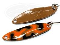 シマノ カーディフエリアスプーン - カーディフスプーン スリムスイマー2.5g #23T ブラウンオレカモ 2.5g カモエディション