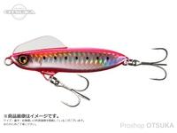 シマノ ウィングビーム 80HS - XG-880S #007 クリアピンクイワシ 80mm 35g