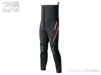 シマノ 鮎タイツ T-1.0 - FI-032T # ブラック LLAサイズ