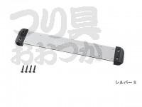 シマノ アクセサリーベース - AB-012J シルバー サイズ S