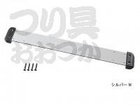 シマノ アクセサリーベース - AB-012J シルバー サイズ M