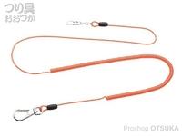 シマノ エンドロープ - RP-001K #ピュアレッド ヒシャク用