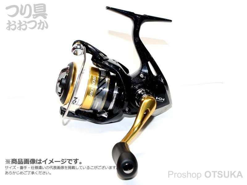 シマノ ナスキー C2000S 自重220g ギア比5.0 ライン4lb-100m