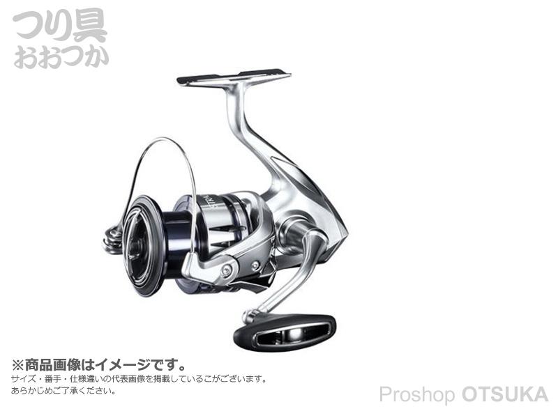 シマノ 19ストラディック C5000XG ギヤ6.2:1自重295g -