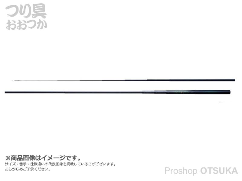 シマノ 天平ZA 硬調61 ズーム54-58-61m 自重154g ハリス0.2ー0.8号