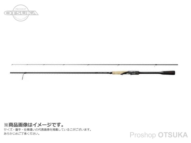 シマノ セフィア エクスチューン S90M 全長2.74m 自重108g エギ2-4号 ライン0.5-1号