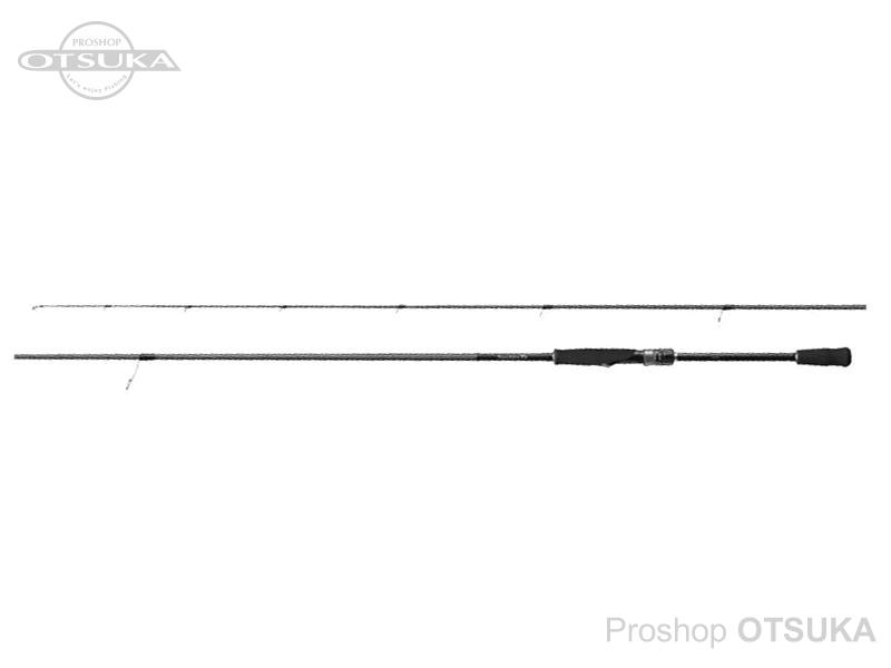 シマノ セフィアTT S89M 全長2.67m 自重107g エギ 2-4号