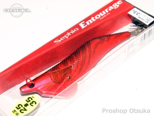 シマノ セフィア アントラージュ S0 QT-352M 3.5号 35g 水深25~35m #203 レッドドラゴン
