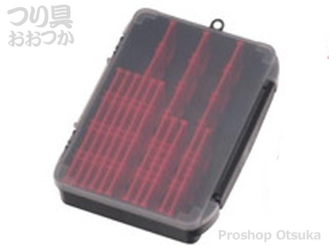 山田化学 タフケース タフケースW210 200×132×36mm #ブラック