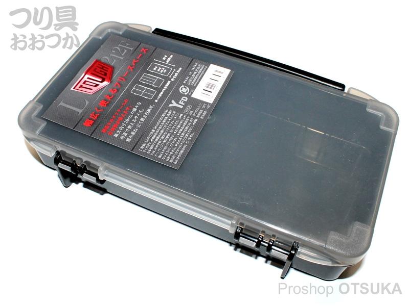 山田化学 タフケース タフケースL212F 200×98×36mm #ブラック