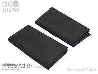 槌屋ヤック マグネットカーテン - LS-137 #ブラック Lサイズ 1ボックス・ミニバン