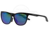 スワンズ アウトランド - OL-104 BAATARA フレームカラー:ブラック レンズカラー グリーンミラー/偏光スモーク