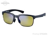 スワンズ ER1 - -0168 フレームカラー:マットブラック×デミスモーク レンズカラー 偏光ULライトグリーン
