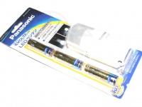 パナソニック LEDランタン - BF-AL01K-W  EVOLTA単3電池3個付き