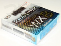 YGK よつあみ ロンフォート リアルデシテックス プレミアムWX8 - 150m巻 #10m毎3色 0.4号 MAX12lb