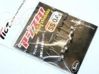 ティクト アジスタ -  金針 0.4g フックサイズ#SS